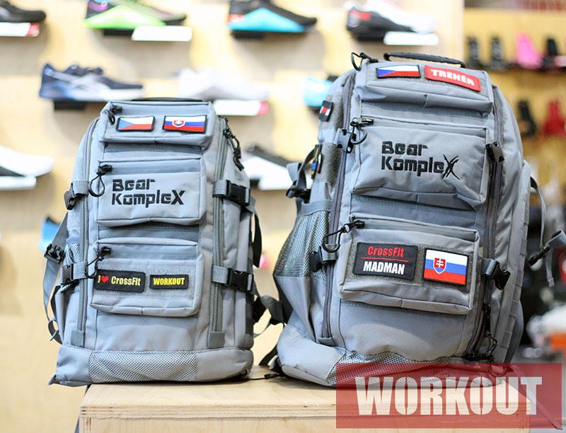 Bear Komplex Military Backpack + mini