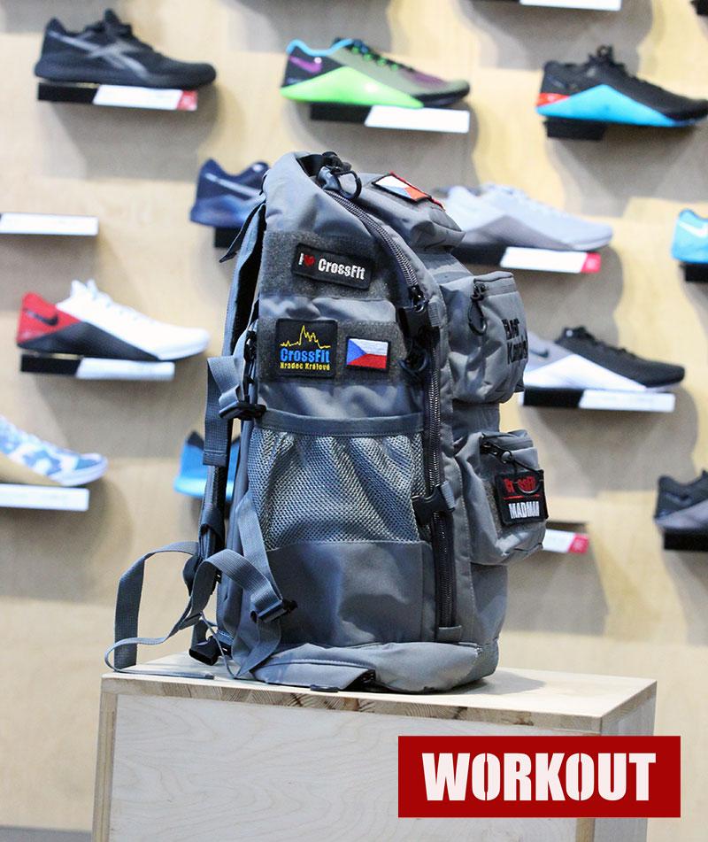 Bear Komplex Military Backpack side 2