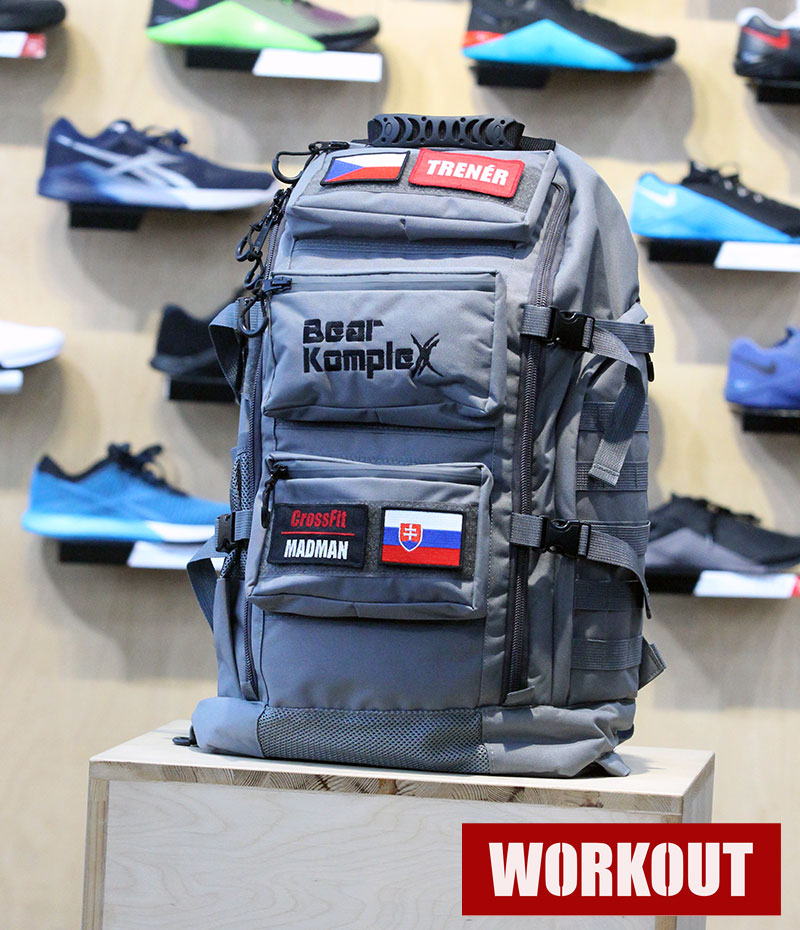 Přední část batoh Bear Komplex Military