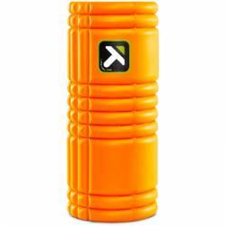 Masážní pěnový válec Foam Roller GRID - oranžový - Trigger Point