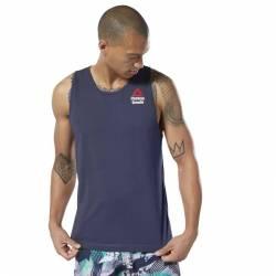 Man Top Reebok CrossFit AC + Cotton Tank Games - DY8461