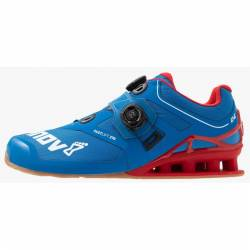 Woman Shoes Inov8 FASTLIFT 370 BOA - blue/red