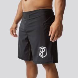 Man Shorts American Defender Shorts 2.0 (Black)