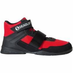 Sabo deadlift boty PRO - červené