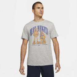 Man T-Shirt Nike heavy weight - grey