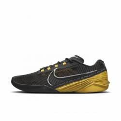 Man Shoes Nike React Metcon Turbo - DK smoke grey
