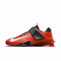 Vzpěračské boty Nike Savaleos - červené