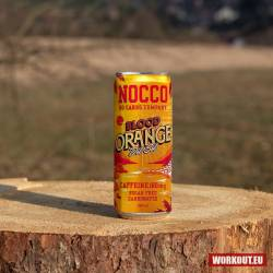 Nocco BCAA+ Blood Orange 330 ml